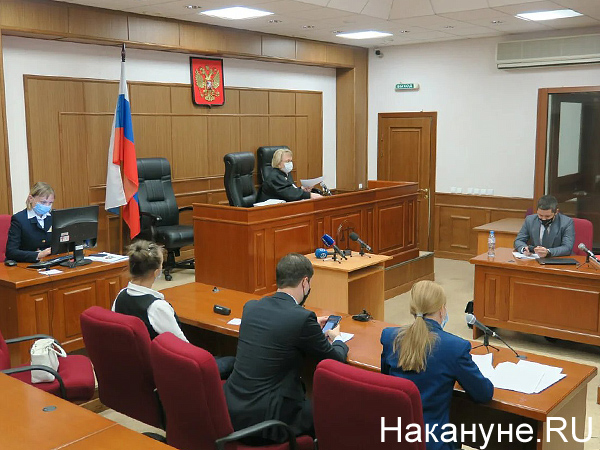 Заседание суда по делу Лошагина(2021)|Фото: Накануне.RU