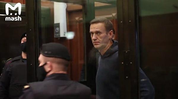 Алексей Навальный(2021)|Фото: Telegram / Mash