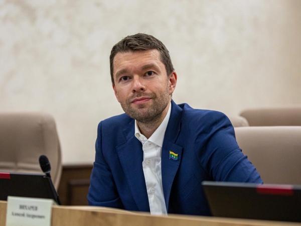 Алексей Вихарев, депутат, Единая Россия(2021)|Фото: https://vk.com/aleksey.vikharev