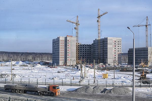 Строительство объектов Универсиады(2021) Фото: Департамент информационной политики Свердловской области