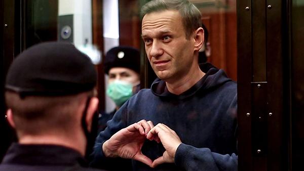 Алексей Навальный(2021)|Фото: AFP