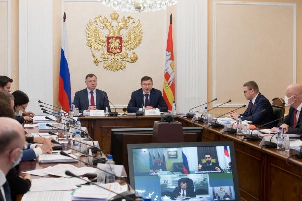 Марат Хуснуллин, Владимир Якушев,(2021)|Фото: пресс-служба губернатора Челябинской области