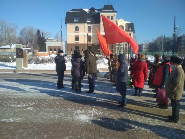 встреча Юхневича с избирателями(2021)|Фото: КПРФ