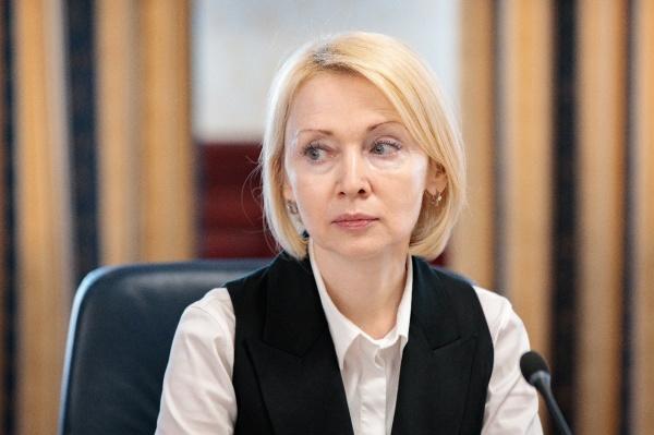 Людмила Низамова(2021)|Фото: Дума Югры, Ульяна Симанова
