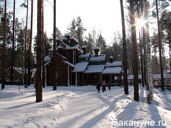 екатеринбург мужской монастырь ганина яма|Фото: Накануне.ru