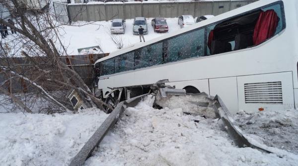 автобус, ДТП,(2021)|Фото: vk.com/ugibdd_174