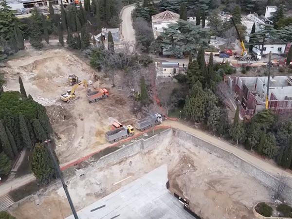 обращение к президенту из-за вырубки Форосского парка(2021)|Фото: youtube.com/watch?v=OhWzk9vv7tU
