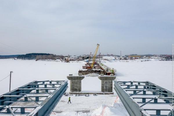 Мост через Тагильский пруд(2021)|Фото: Пресс-служба администрации Нижнего Тагила/ Илья Колесов