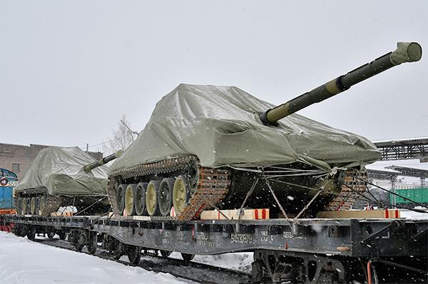 Танки Т-90(2021)|Фото: uralvagonzavod.ru