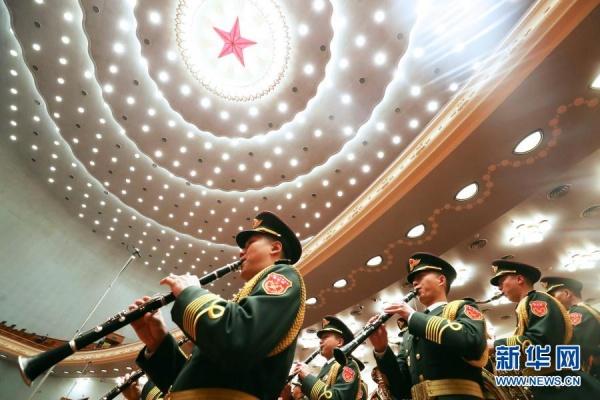 Заседание Всекитайского собрания народных представителей в 2021 г.(2021) Фото: www.xinhuanet.com