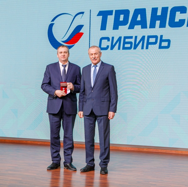 Награждение, Транснефть - Сибирь(2021)|Фото: Транснефть - Сибирь