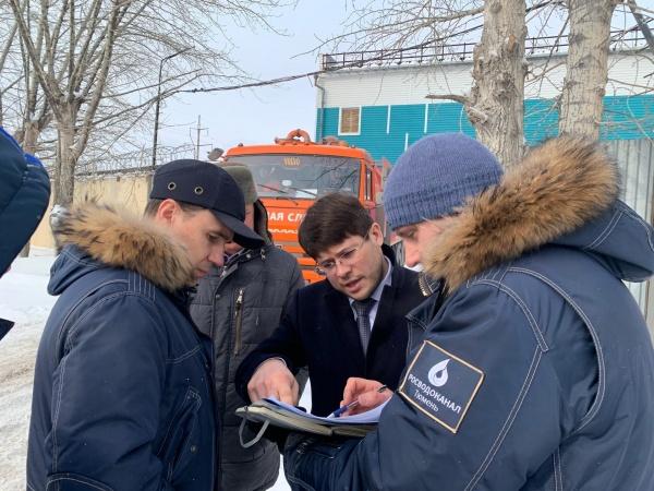 Гилёвская роща, обрушение коллектора(2021)|Фото: vk.com/tmnourhome