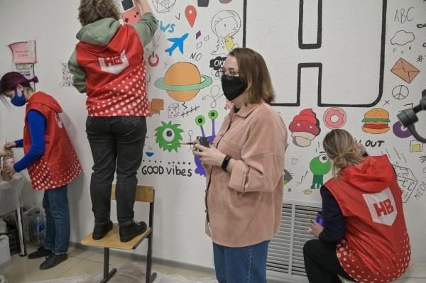 арт-резиденция, нижневартовск, креатив, молодежь(2021) Фото: пресс-служба администрации Нижневартовска