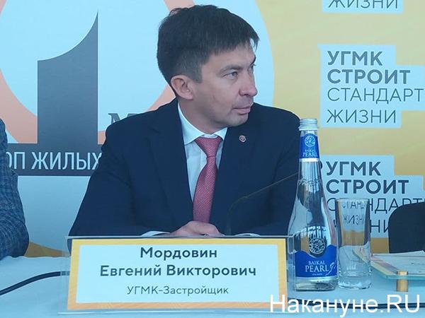 Евгений Мордовин(2021) Фото: Накануне.RU