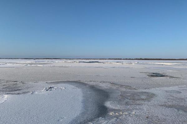 Обь, Сибуртюменьгаз, разлив нефти, пожар(2021) Фото: sibur.ru/SiburTumenGaz