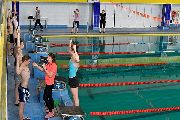Мастер-класс для юных пловцов в Нижнем Тагиле(2021)|Фото: uralvagonzavod.ru