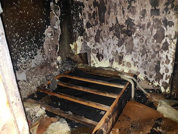 пожар в Нижнем Тагиле на ул. Газетная(2021)|Фото: СКР Свердловской области