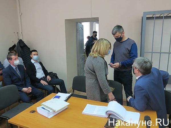 Дмитрий Чуличков, Михаил Бусылко, Владислав Вострецов(2021)|Фото: Накануне.RU