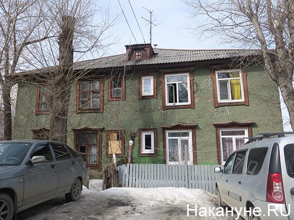 Район в границах улиц Баумана – Шефской – Энтузиастов – Донской в Екатеринбурге(2021)|Фото: Накануне.RU