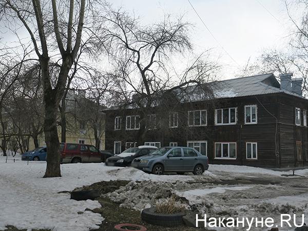 Район в границах улиц Первомайской – Комсомольской – Технологической в Екатеринбурге(2021)|Фото: Накануне.RU