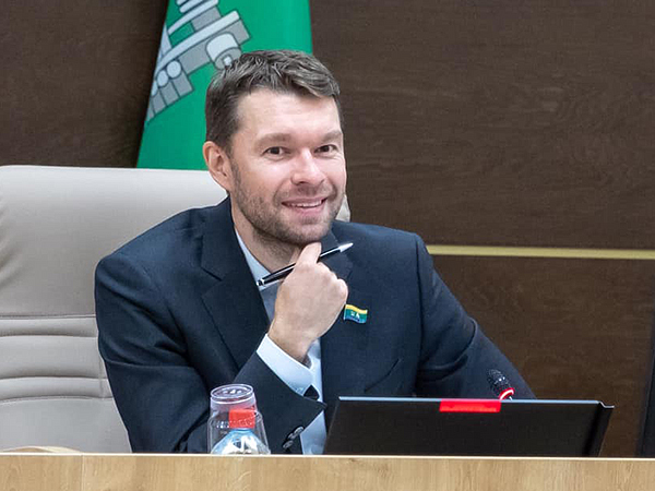 Алексей Вихарев(2021) Фото: facebook.com/aleksey.vikharev.ekb