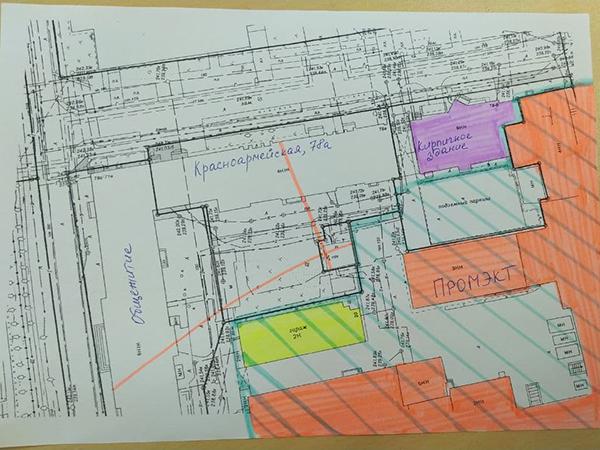 ПРОМЭКТ, план застройки(2021) Фото: источник Накануне.RU