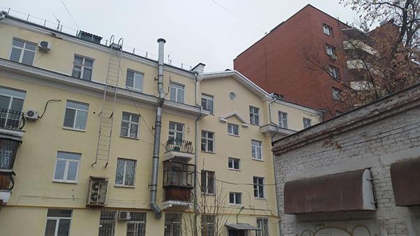 Двор на Красноармейской, 78а(2021) Фото: источник Накануне.RU