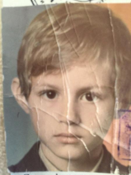 Павел Дуров в детстве.(2021)|Фото: t.me/durov