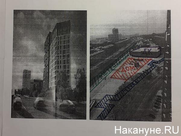 проект застройки перед ДК Лаврова(2021)|Фото: Накануне.RU