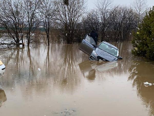 потоп в Новом Истоке(2021)|Фото: telegram-канал Косулино INFO