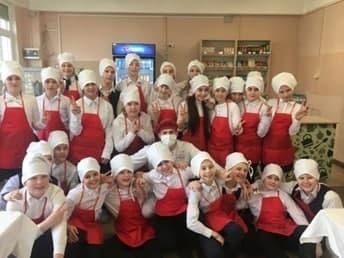 В Петербургских школах прошел «Вкусный урок»