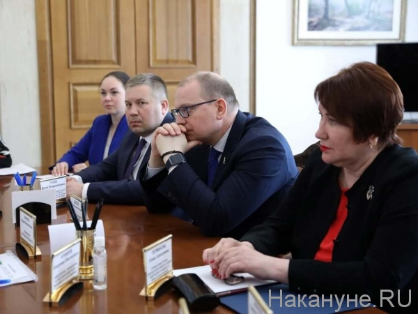 Константин Долгов, Елена Перминова, Денис Гусев(2021)|Фото: Накануне.RU