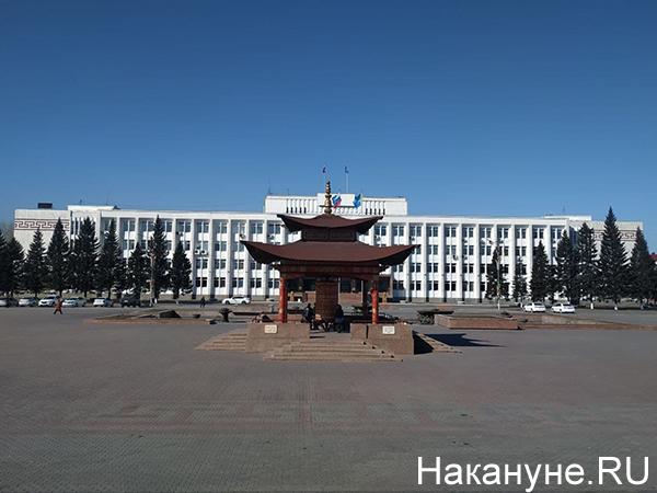 Правительство Республики Тыва(2021) Фото: Накануне.RU