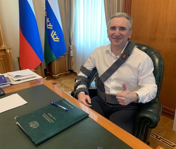 Александр Моор(2021) Фото: vk.com, Александр Моор