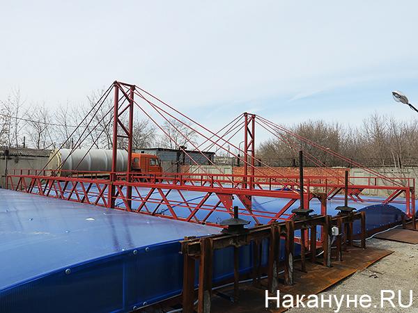 Южная аэрационная станция, Водоканал(2021)|Фото: Накануне.RU