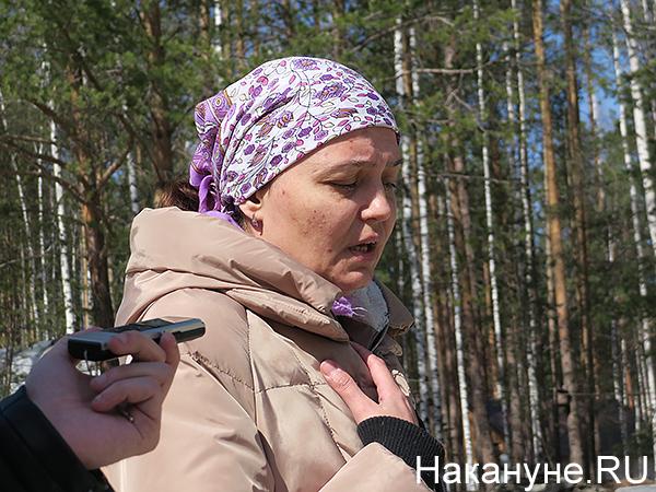 Среднеуральский женский монастырь, прихожанка Елена(2021) Фото: Накануне.RU