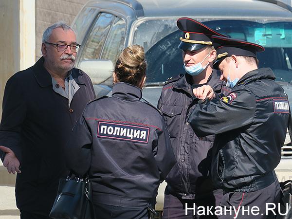 Банк Нейва, полиция(2021)|Фото: Накануне.RU