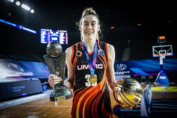 Брианна Стюарт(2021)|Фото: FIBA