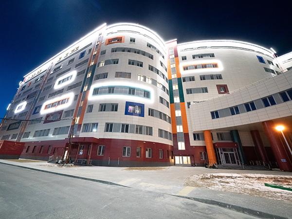 Перинатальный центр(2021) Фото: myopenugra.ru