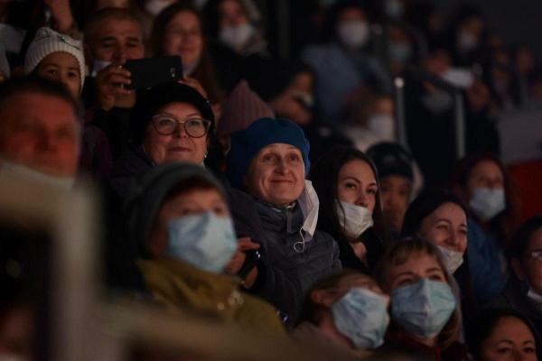 люди, зрители, шоу(2021) Фото: фонд святой Екатерины