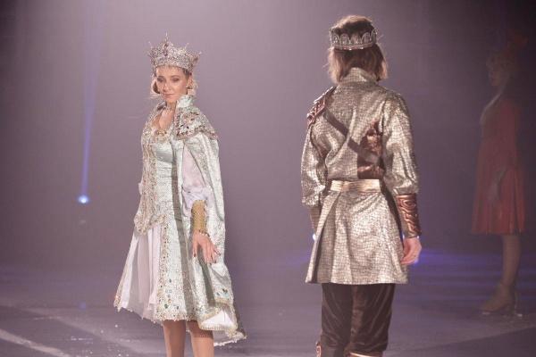 ледовое шоу, татьяна навка(2021) Фото: фонд святой Екатерины
