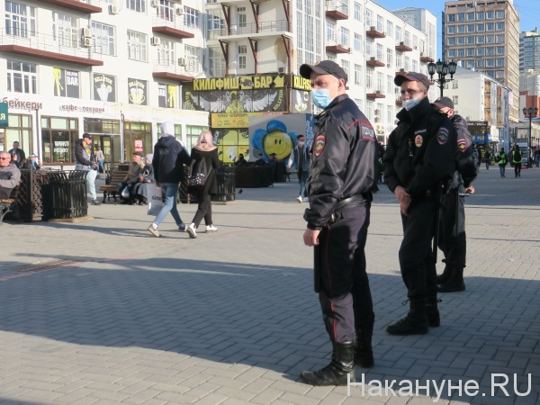 улица Вайнера, полиция(2021)|Фото: Накануне.RU