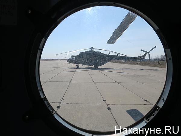 Авиация ЦВО, вертолёт Ми-8(2021)|Фото: Накануне.RU