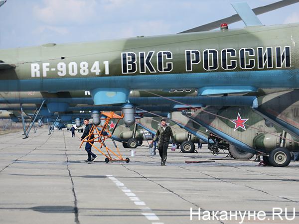Авиация ЦВО, вертолёты Ми-8, ВВС России(2021)|Фото: Накануне.RU