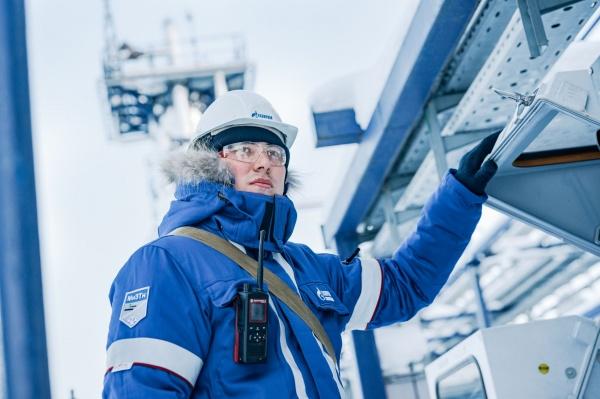 Газпромнефть-Ноябрьскнефтегаз(2021) Фото: ГПН ННГ