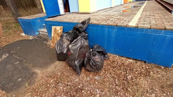 экология, субботник, мусор(2021)|Фото: vk.com/sverdlovskoereo