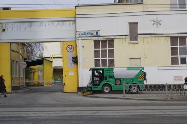 месячник чистоты, уборка улиц(2021)|Фото: железнодорожный.екатеринбург.рф