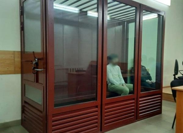 подозреваемый в убийстве блогерши(2021)|Фото: СУ СКР по Свердловской области