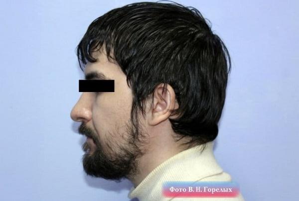 подозреваемый в убийстве блогерши(2021) Фото: В.Н. Горелых