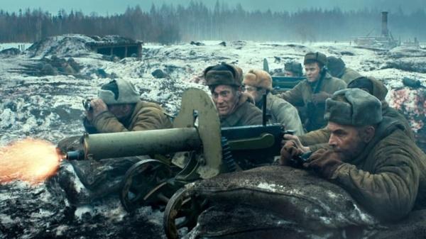 фильм, ржев, великая отечественная, солдаты, война, пулемет(2021) Фото: РИА ФАН